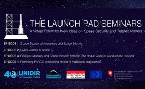The Launch Pad Seminars by UNIDIR