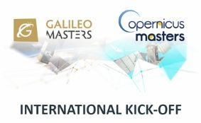 Copernicus & Galileo Masters International Kickoff 2020