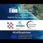 Copernicus 'Eyes on Earth' Roadshow & 2nd Earth Observation Summit