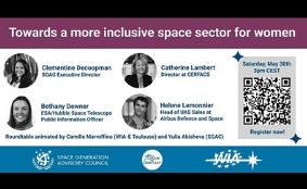 Towards a more inclusive space sector for women SGAC