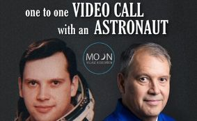 Contest – One to one video call with an Astronaut by MVA